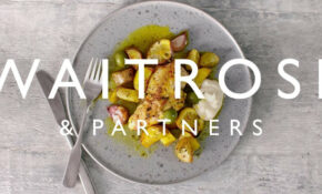 Chicken with Lemon & Olives | Waitrose & Partners