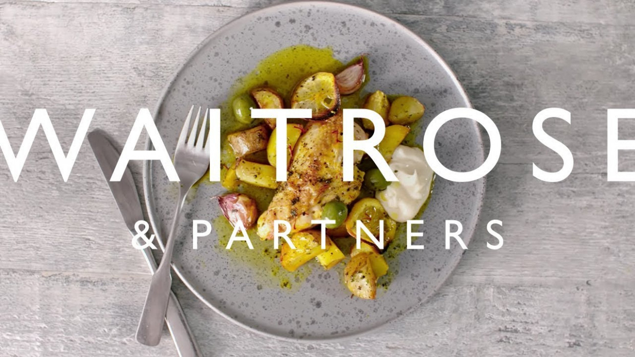 Chicken with Lemon & Olives | Waitrose & Partners - waitrose recipes chicken
