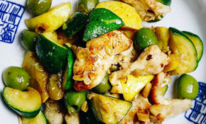 Chicken Zucchini Stir Fry (Paleo, Whole13, Keto) | I Heart Umami – Dinner Recipes With Zucchini And Squash