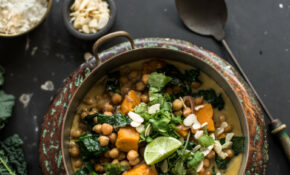 Chickpea And Coconut Korma Curry With Pumpkin – Cook Republic – Recipe Vegetarian Korma Curry