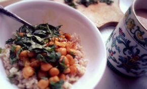 Chickpea Curry – Food Recipes To Lower Cholesterol