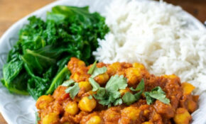 Chickpea Curry – Vegan Recipes Dinner Quick