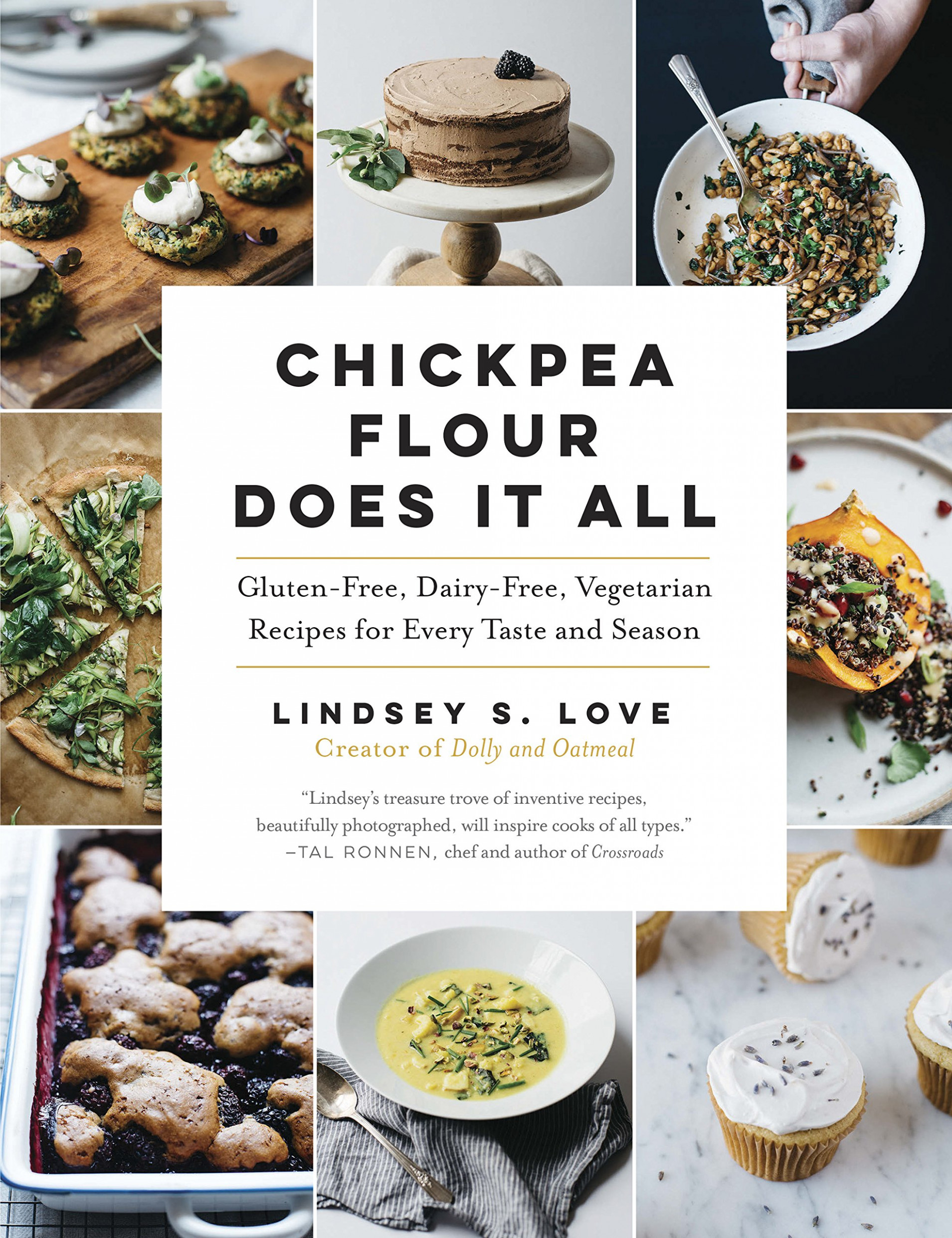 Chickpea Flour Does It All: Gluten Free, Dairy Free ..