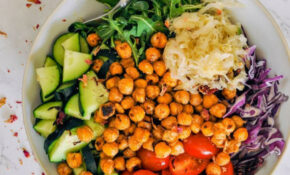 Chickpea Power Bowl | Recipe | Food | Salads & Bowl ..