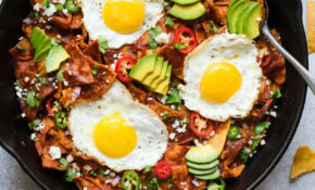 Chilaquiles With Gochujang | Healthy Nibbles – Healthy Recipes Korean