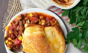 Chili Crescent Roll Bake – Crescent Roll Recipes Dinner