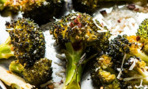 Chili Garlic Roasted Broccoli – Healthy Recipes Broccoli