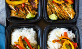 Chili Lime Chicken And Rice Meal Prep Bowls – Rice Bowl Recipes Chicken