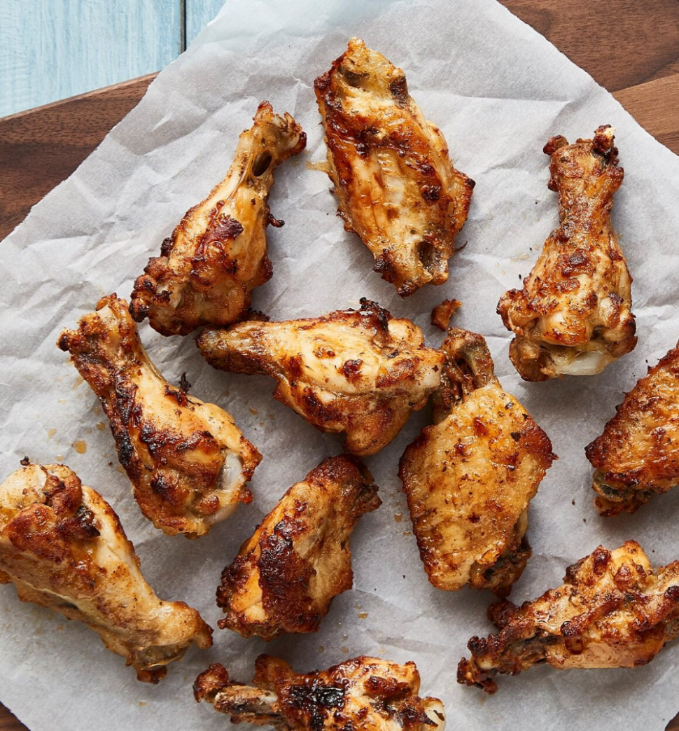 Chili-Ranch Chicken Wings Recipe | Ninja Foodie in 11 ..