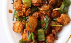 Chilli Mushroom | Recipe | Restaurant, Style And Spicy – Recipes Vegetarian Starters