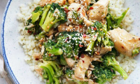 Chinese Chicken And Broccoli (Instant Pot) – Chicken Recipes Paleo