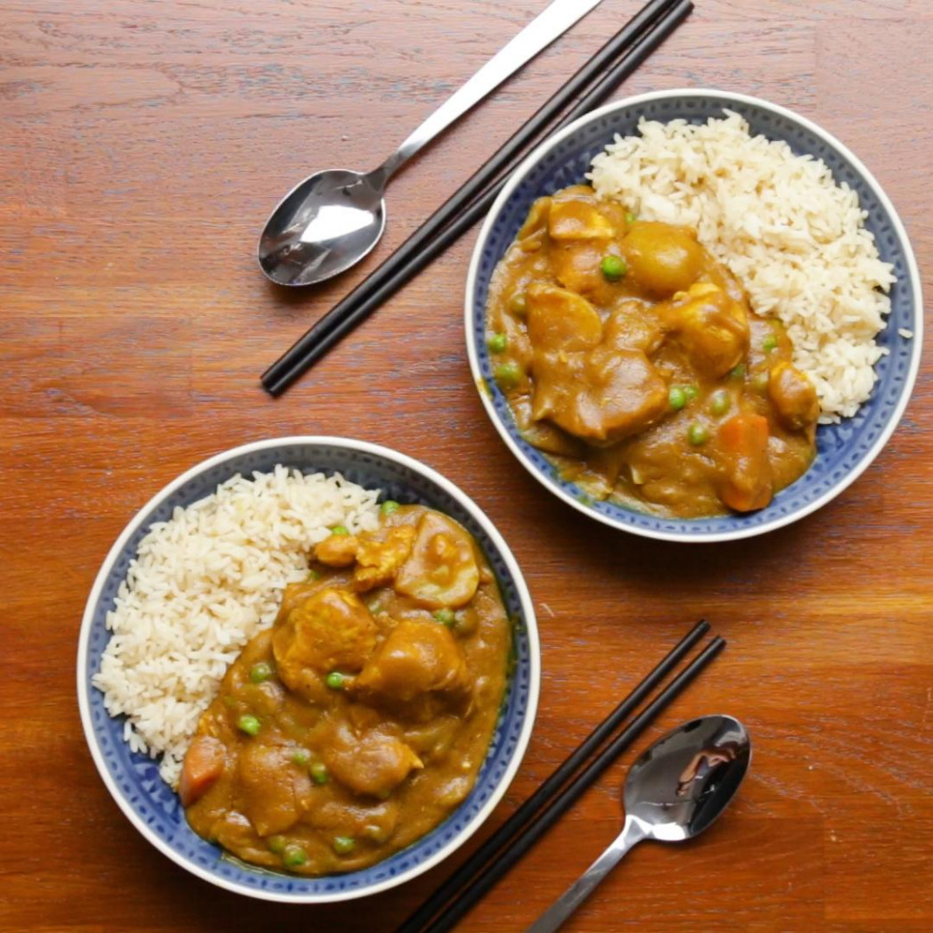 Chinese Chicken Curry Recipe By Tasty - Chicken Curry Recipes