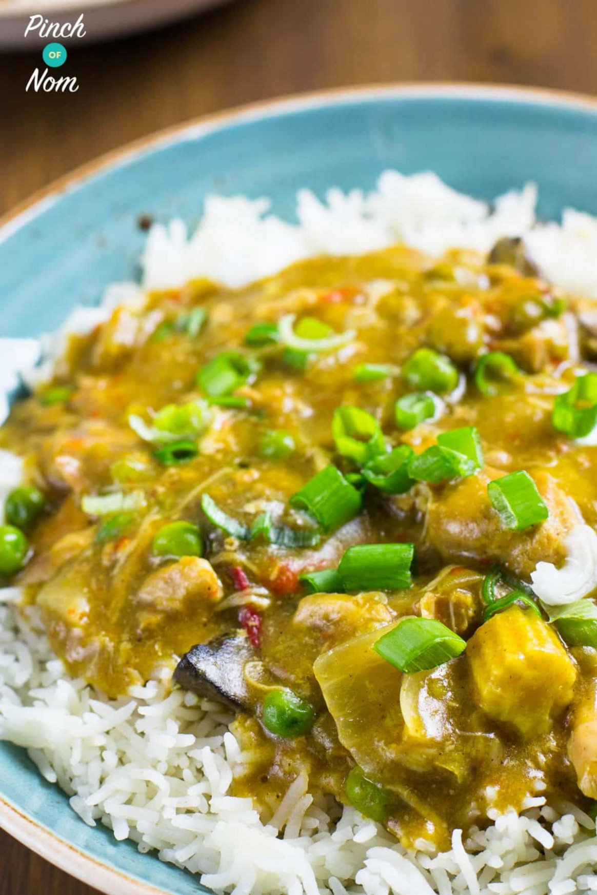 Chinese Chicken Curry | Slimming & Weight Watchers Friendly - chicken recipes curry
