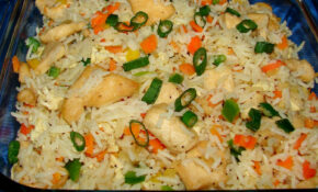 Chinese Chicken Fried Rice II Recipe — Dishmaps – Chicken Recipes And Rice