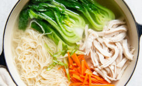 Chinese Chicken Noodle Soup | Healthy Nibbles – Umami Paste Recipes Chicken
