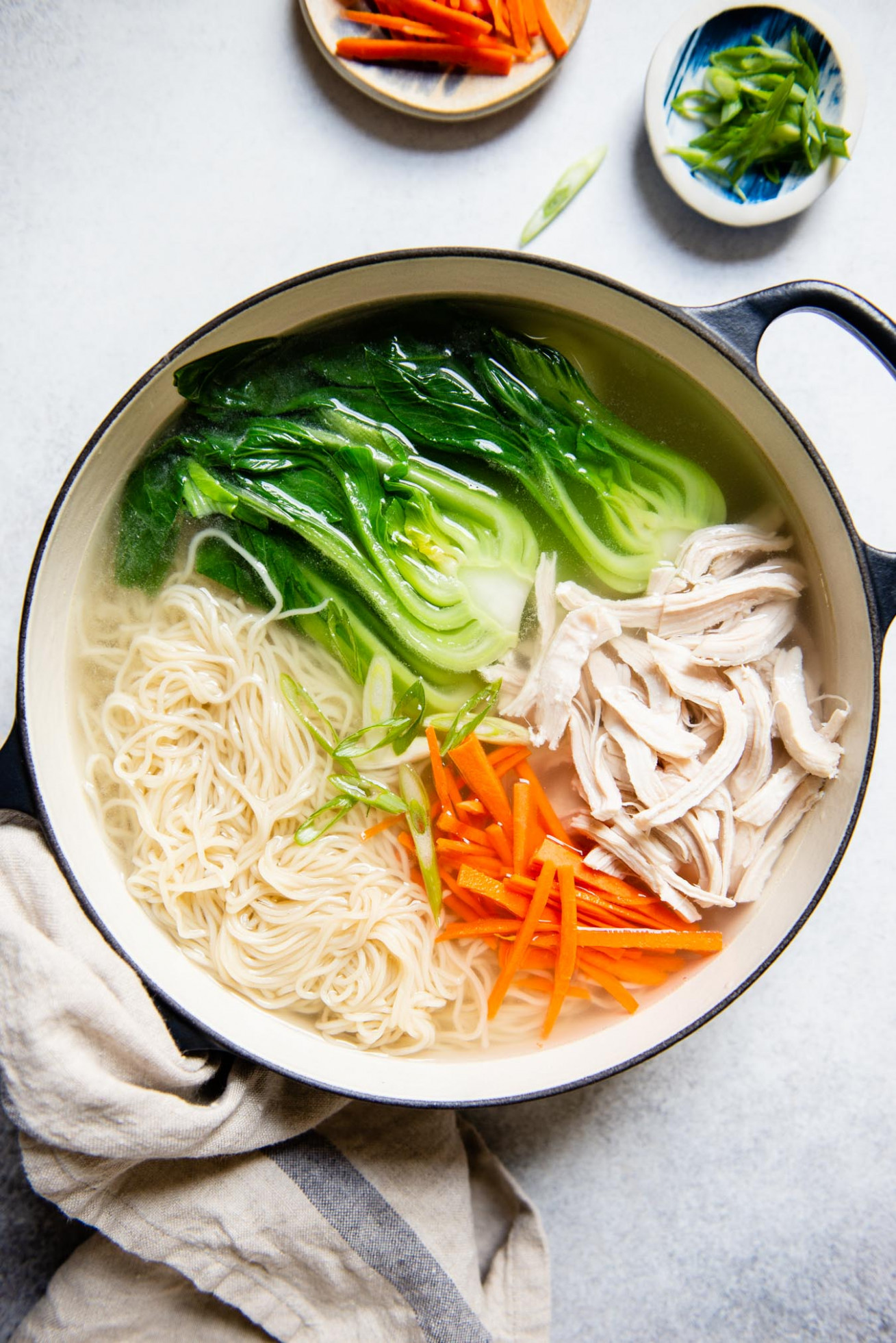 Chinese Chicken Noodle Soup | Healthy Nibbles - umami paste recipes chicken