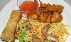 Chinese Food Dinner – Recipes Egg Noodles And Chicken