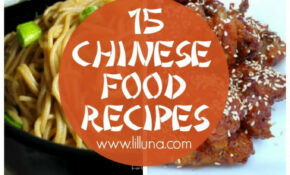 Chinese Food Recipes – Food Recipes Asian