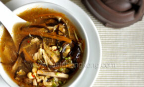 Chinese Hot And Sour Soup – Vegetarian Style | Hong Kong ..
