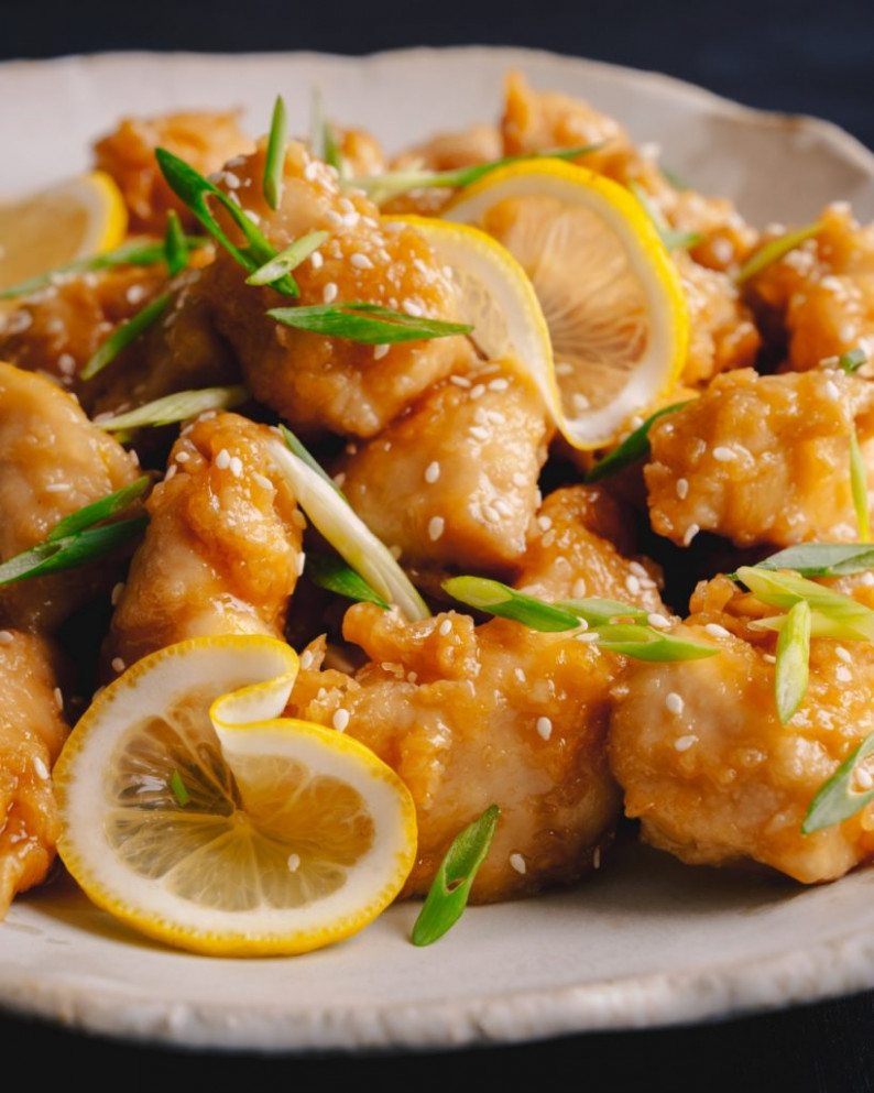 Chinese Lemon Chicken - recipes lemon chicken