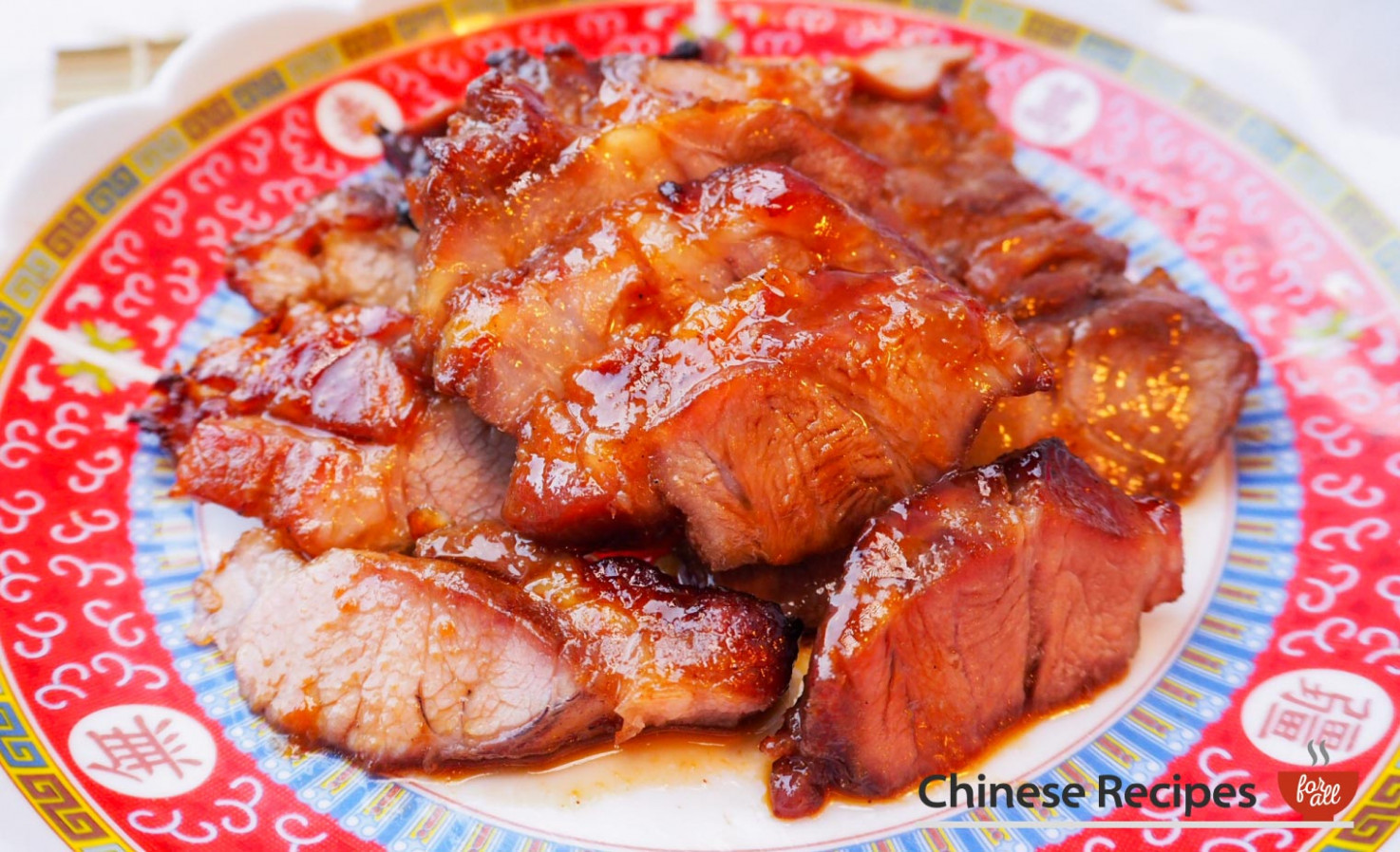 Chinese Roast Pork - food recipes chinese