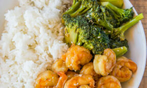 Chinese Shrimp And Broccoli Stir Fry – Healthy Recipes Shrimp