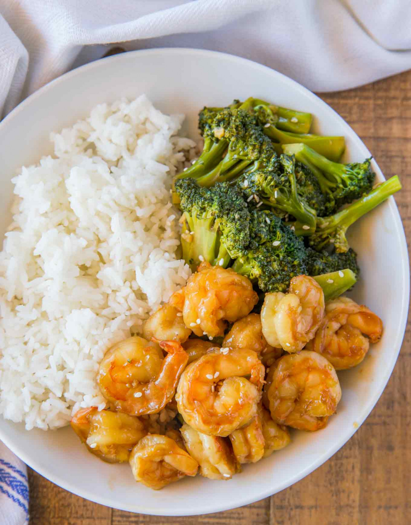 Chinese Shrimp And Broccoli Stir Fry - Recipes With Shrimp Healthy
