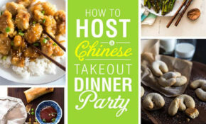 Chinese Takeout Dinner Party – Chinese Dinner Party Menu #14 ..