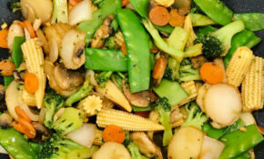 Chinese Vegetable Stir Fry – Recipes Vegetarian Stir Fry