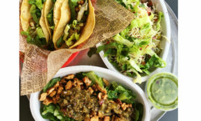 Chipotle Meals Under 500 Calories – Cooking Light – Recipes Under 500 Calories Vegetarian