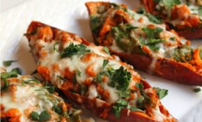 Chipotle Twice Baked Sweet Potatoes | Recipe | Baking ..