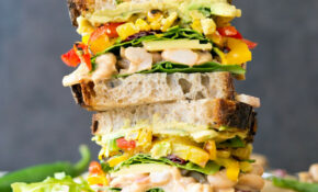 Chipotle White Bean Salad Sandwich – Recipes Quick And Easy Vegetarian