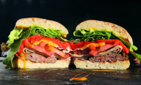 Chivito recipe | Epicurious.com
