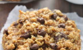 Chocolate Chip Banana Bread Oatmeal Cookies | Amy's ..
