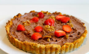 Chocolate Rum And Raisin Pie – Healthy Recipes High Protein