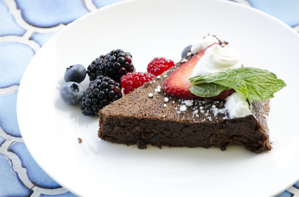 Chocolate Torte - Recipes Desserts Food Network