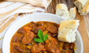 Chorizo And Bean Stew – Chorizo Recipes Dinner