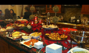 Christmas Appetizer Buffet2 | Party Ideas | Christmas ..