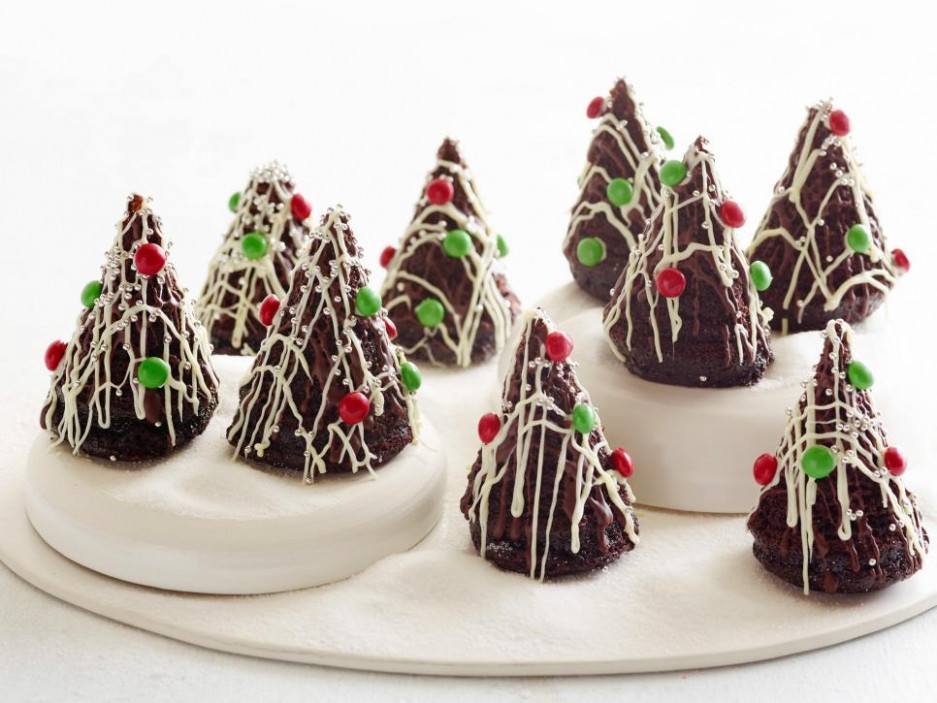 Christmas Cakes and Cupcakes Recipes & Ideas : Food ..