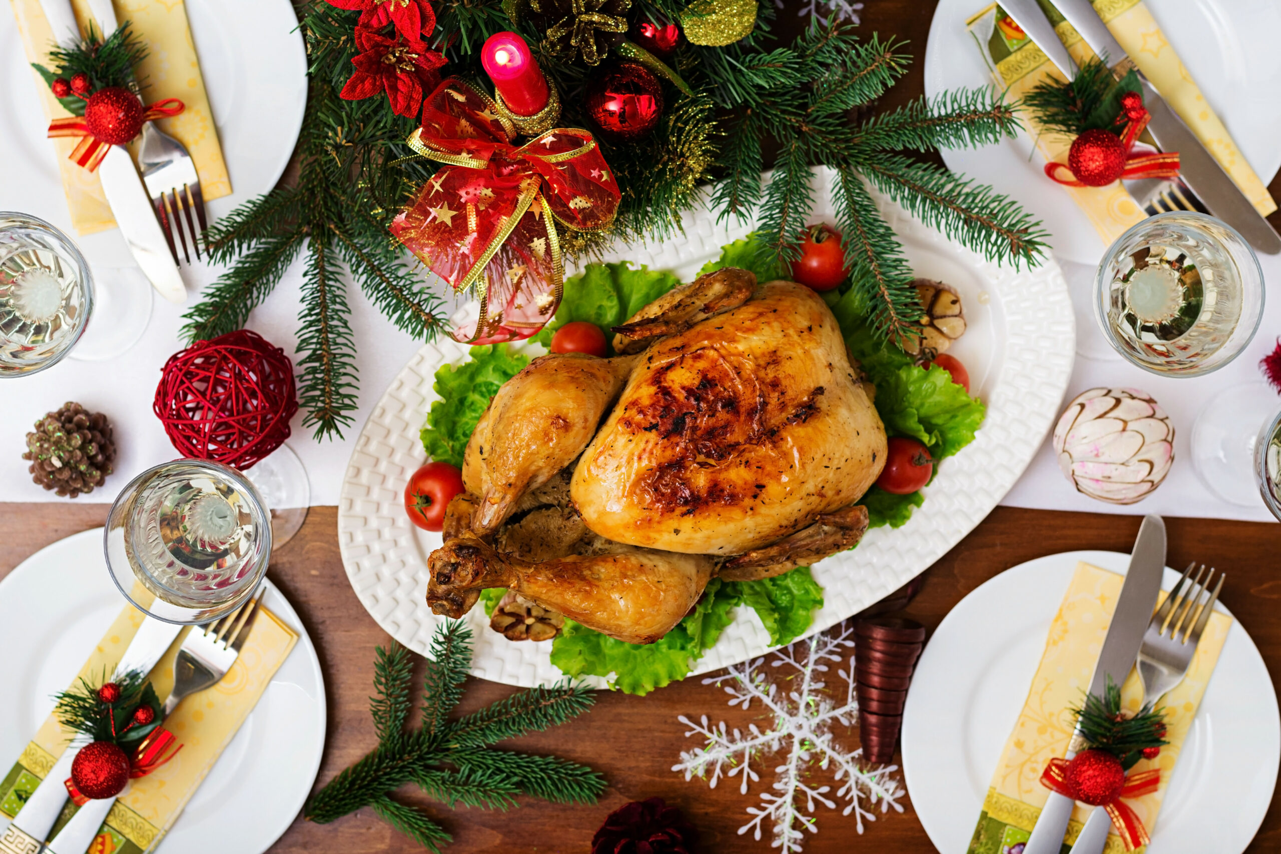 Christmas dinner for two - The Times Christmas Collection - fish recipes for xmas dinner