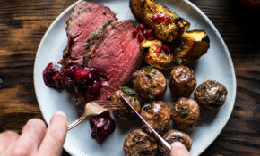 Christmas Party Main Dish And Side Recipes | Crate And ..