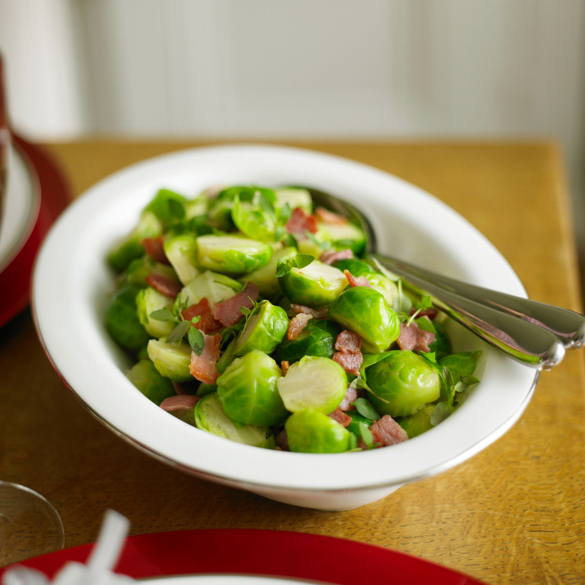 Christmas Vegetables And Sides - Vegetarian Recipes For Xmas Day