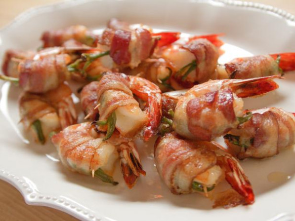 Chuck's Favorite Shrimp Recipe | Ree Drummond | Food Network - recipes pioneer woman food network