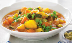 Chunky Winter Vegetable Soup – 9Kitchen – Winter Soup Recipes Vegetarian