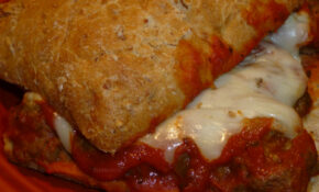 Ciabatta Meatball Sandwiches!!! – Recipes Homemade Dinner Rolls