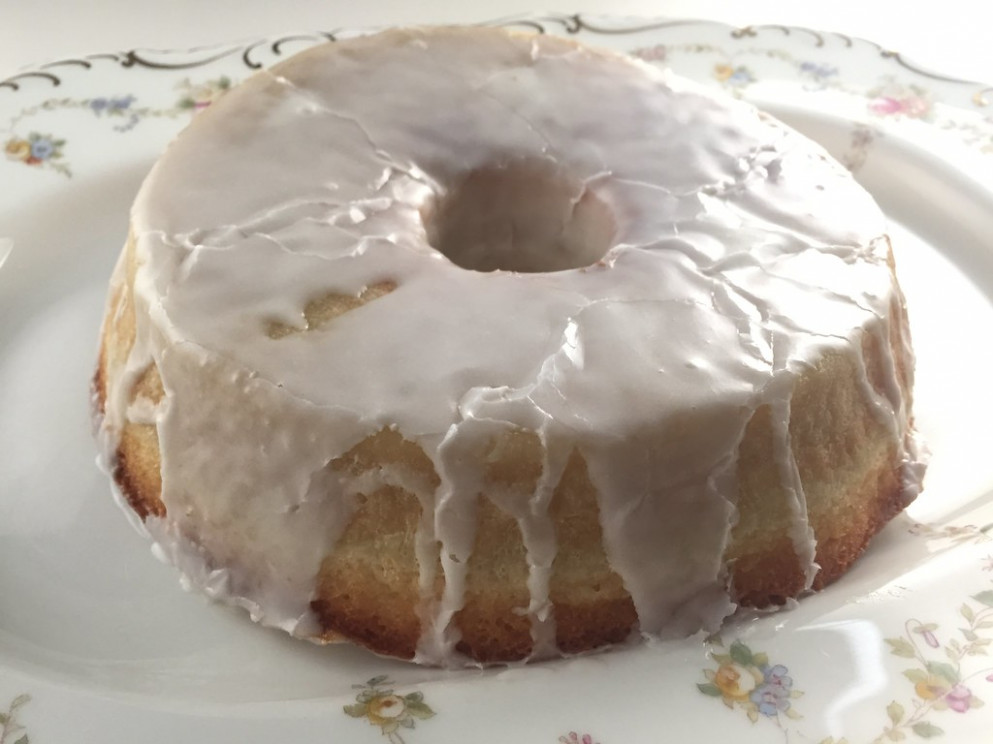 Citrus Angel Food Cake - Recipes Angel Food Cake