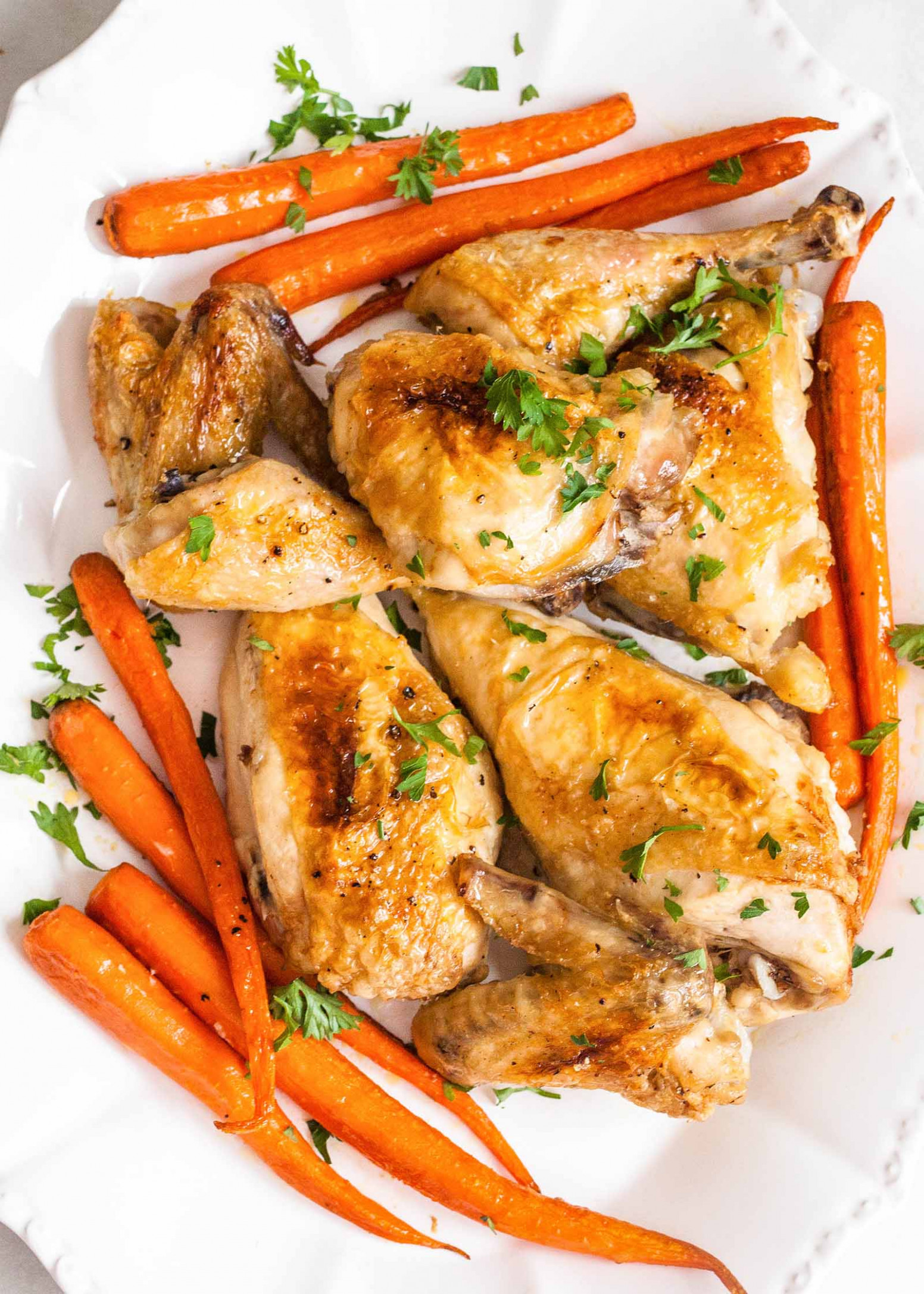 Classic Baked Chicken - oven recipes dinner