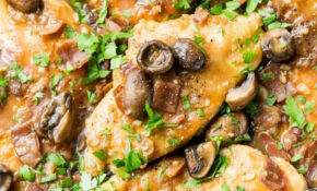 Classic Chicken Marsala – Chicken Recipes Marsala