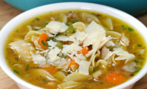 Classic Chicken Noodle Soup Recipe By Tasty – Chicken Recipes Soup