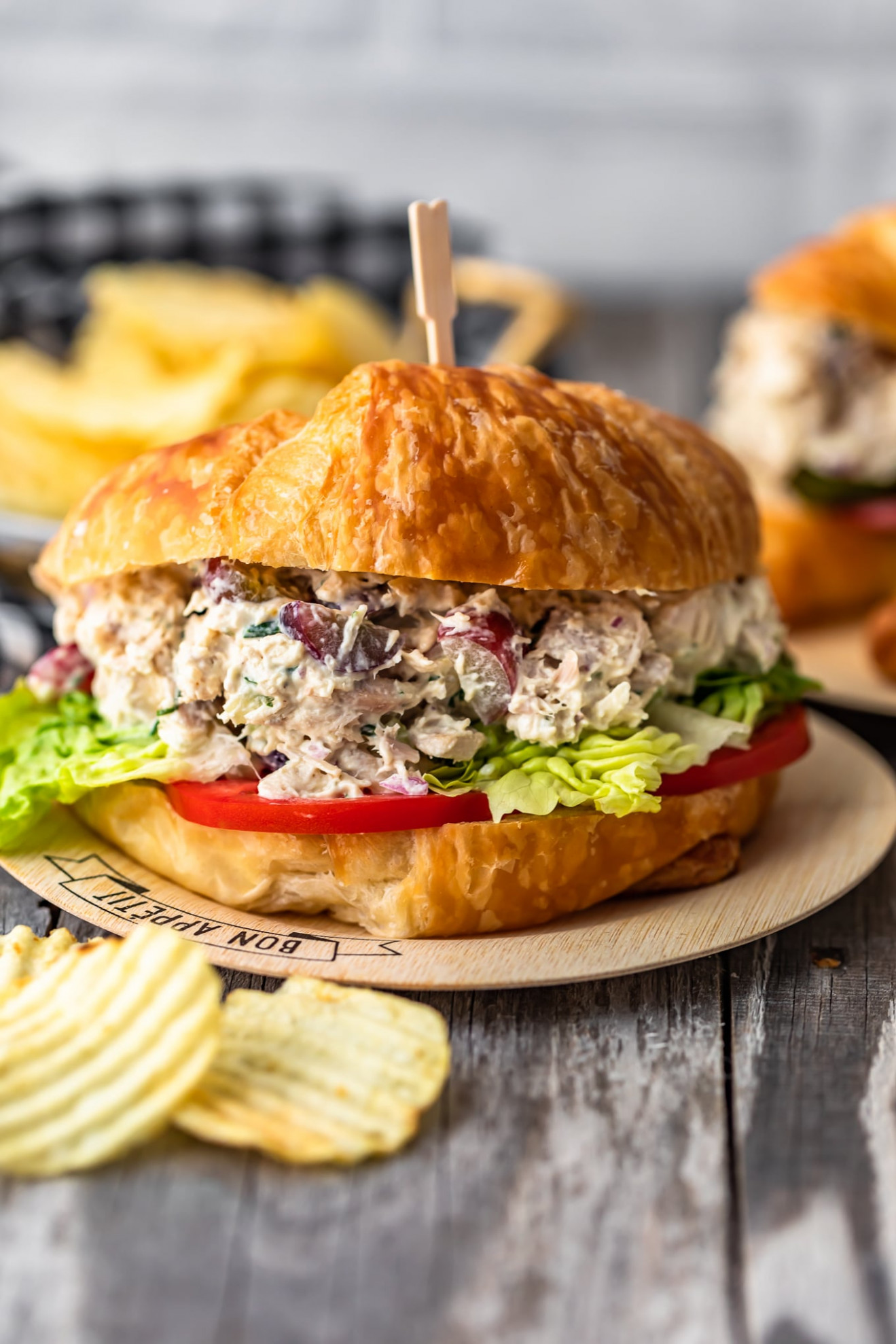 Classic Chicken Salad Recipe - Summer Recipes Chicken